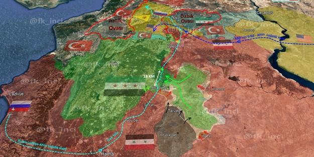 İdlib'e neden saldırıyorlar?