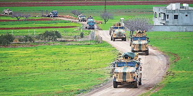 İdlib'e sevkiyatlara hız verildi