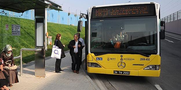 İETT İstanbulluları organik ürünlerle buluşturuyor
