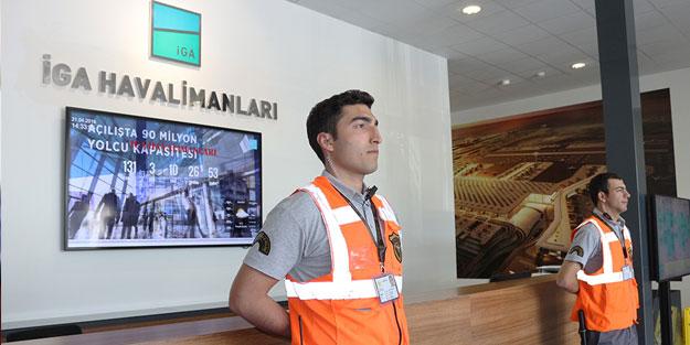 İGA iş başvurusu İGA güvenlik görevlisi başvuru şartları