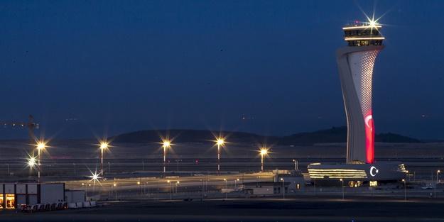 İGA rakamları açıkladı! İstanbul Havalimanı 5 milyon yolcu sayısını aştı