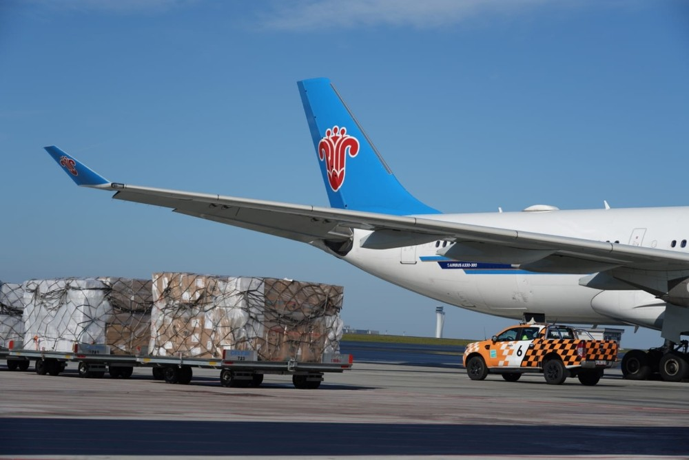 İGA'dan Çin'deki havalimanlarına 3 tonluk tıbbi malzeme desteği