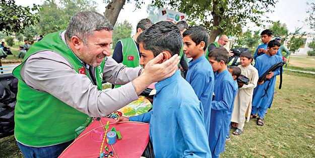 İHH, 3 bin 500 Afgan yetime sahip çıktı