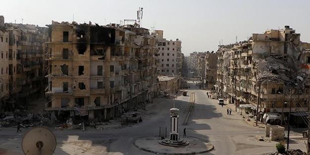 "İHH öncülüğünde ""Halep'e Yol Açın"" konvoyu"