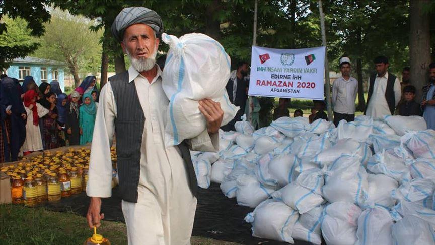 İHH ramazanda 2 milyonu aşkın ihtiyaç sahibine yardım ulaştırdı