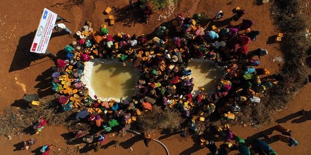 İHH Somali halkına yardımlarını sürdürüyor