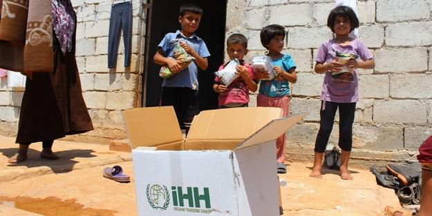 İHH Yemen'e el uzattı