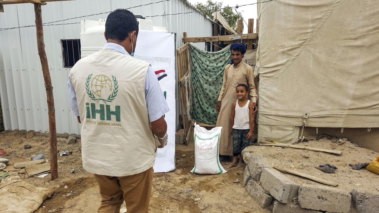 İHH'dan 3 farklı ülkeye Ramazan yardımı