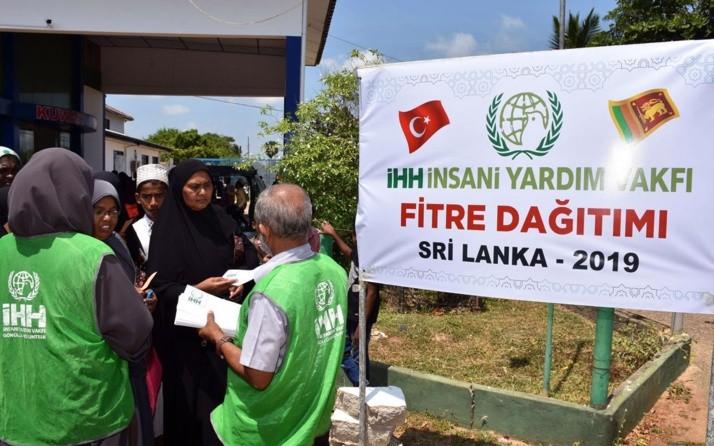 İHH'dan 5 kıtaya Ramazan yardımı