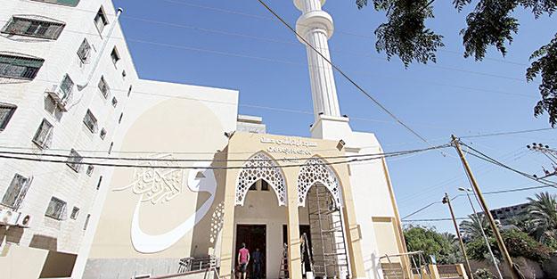 İHH'dan Filistin'e bin kişilik cami