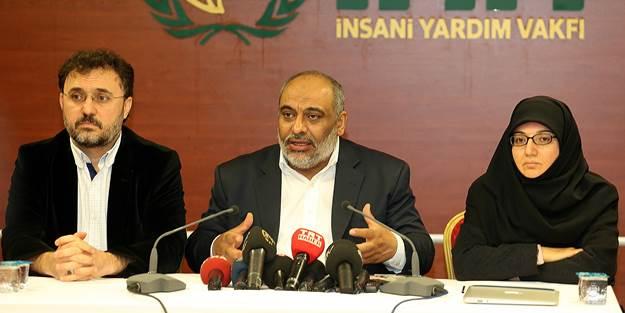 İHH'dan Kürt meselesi ve çözüm süreci bildirisi