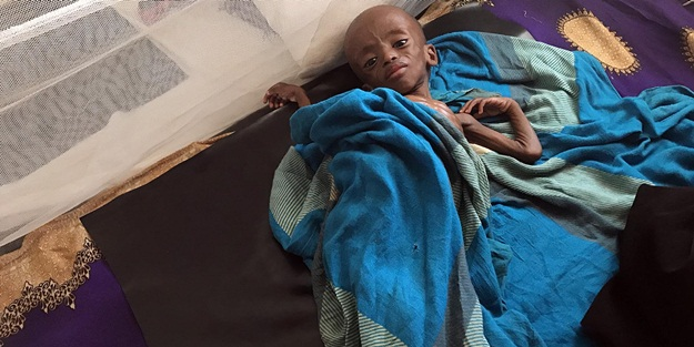 İHH'dan Somali krizi raporu – 'İnsanlık Kurumasın'