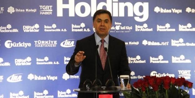 İhlas Holding'den Cahit Paksoy ile ilgili açıklama