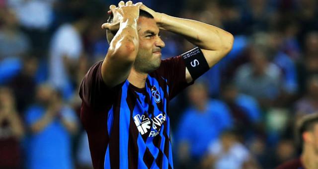 İhtar çeken Burak Yılmaz'la ilgili Trabzonspor'dan açıklama!