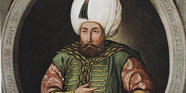 II. Selim ile ilgili görsel sonucu