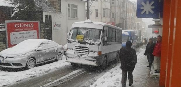 İistanbul-Çanakkale yolu kapandı!