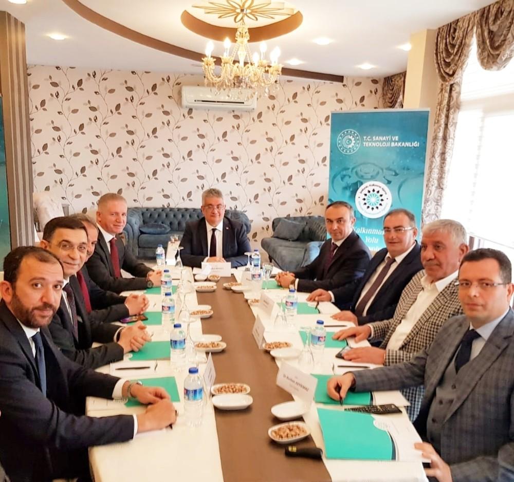 İKA toplantısı Kilis'te yapıldı