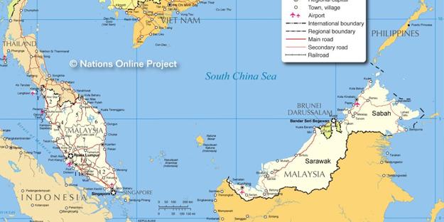 İki Asya ülkesi arasında gerilim çıkaracak gözaltı kararı