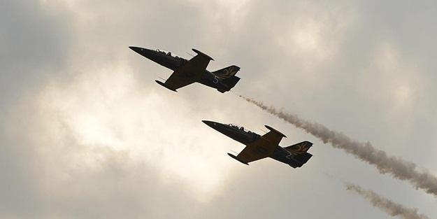 İki Rus uçağıyla irtibat kesildi
