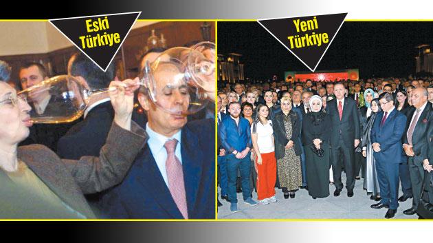 İki Türkiye farkı