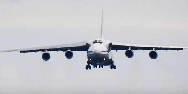 İki ülke anlaşmıştı! Rus uçağı ABD'ye doğru havalandı
