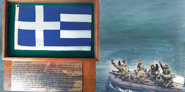 İki ülke savaşın eşiğine gelmişti! Irkçı Yunan vekile Türkiye'den tokat gibi bayrak dersi