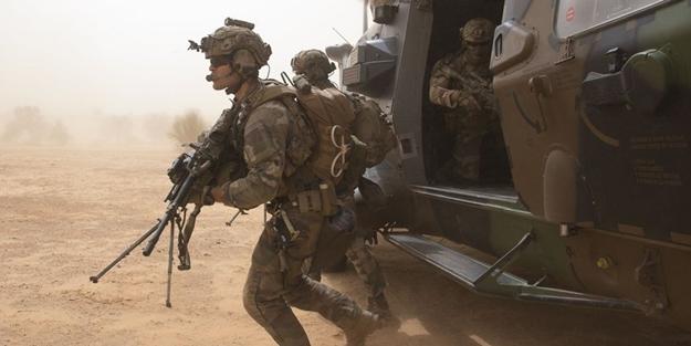 İki ülkeden ortak operasyon! 100 terörist öldürüldü