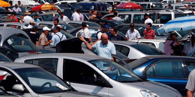 İkinci el otomobillerle ilgili flaş açıklama