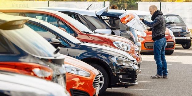 İkinci elde en çok satılan otomobil markaları belli oldu