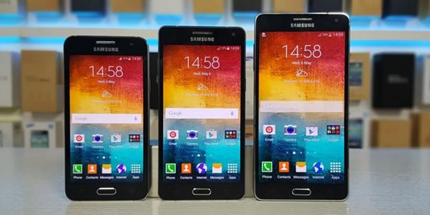 Galaxy A7'ye dev batarya!