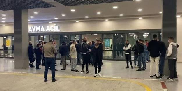 İkitelli'de 11 işçi kimyasal maddeden zehirlendi