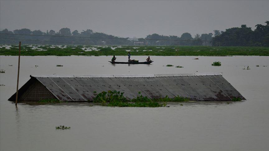 'İklim krizi' 200 milyon insanı olumsuz etkileyebileceği bildiriliyor