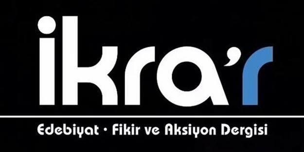 İkra'r Dergi yayın hayatına başladı