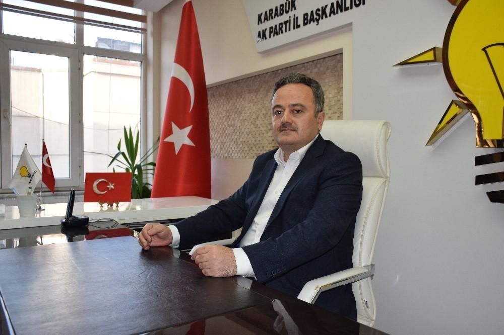 İl Başkanı Altınöz'den 19 Mayıs kutlama mesajı