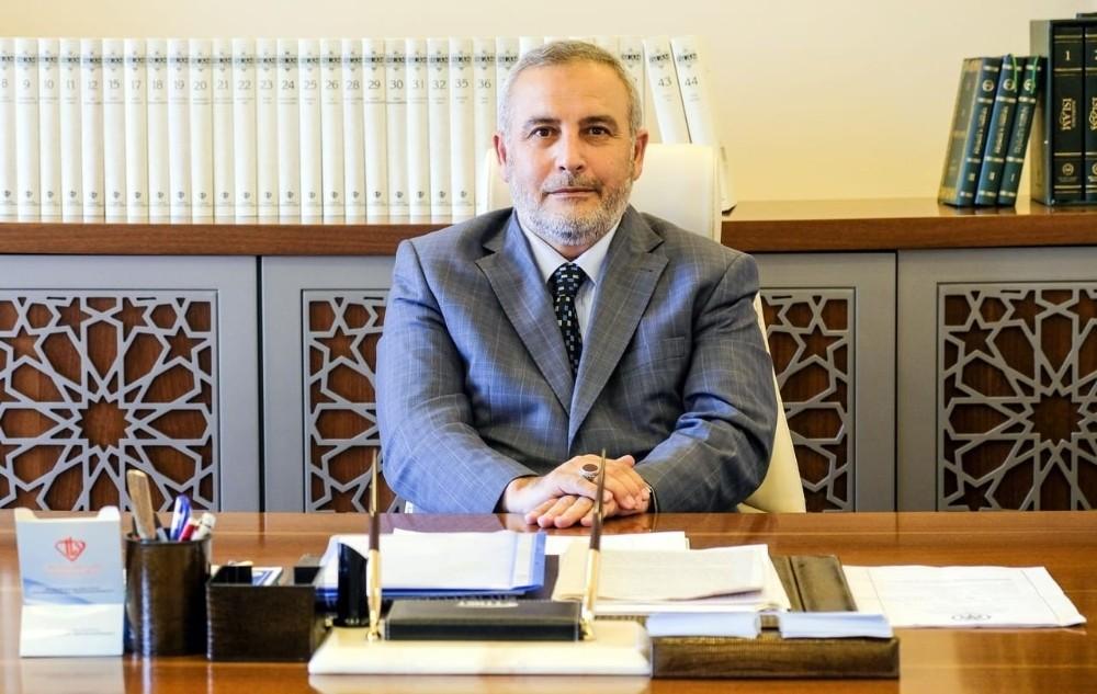 İl Müftüsü Mehmet Emin Çetin'in Regâib Gecesi mesajı
