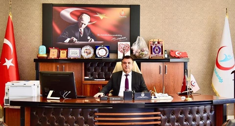 """İl Sağlık Müdür Doç. Dr. Sünnetçioğlu; """"Salgınla mücadelede hastanelerimizin önemi"""""""
