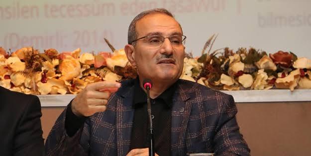 İlahiyatçı Prof. Dr. Orhan Çeker: Taciz ve tecavüzde giyimin etkisi vardır