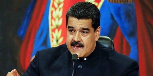 İlan edeceklerdi! Venezuela karardan vazgeçti
