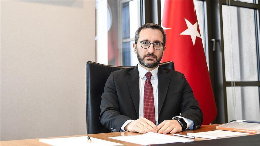 İletişim Başkanı Altun'dan 'Beştepe'ye giden CHP'li' iddiasına yalanlama