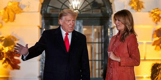 İlginç iddia: Melania Trump bazen eşinden iğreniyor