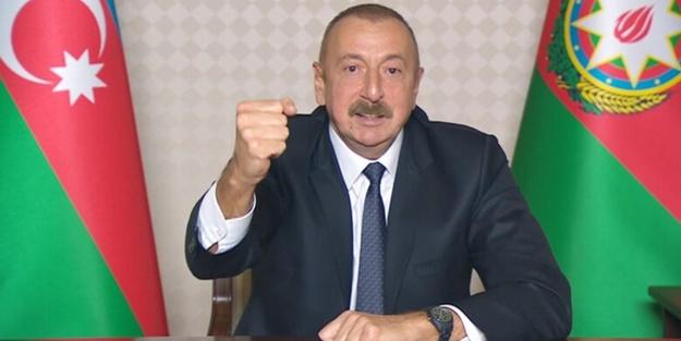 İlham Aliyev: En modern Türk silahlarını alacağız