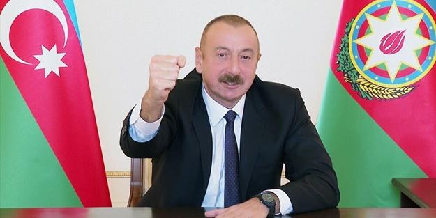 İlham Aliyev silah aldıkları ülkeleri açıkladı
