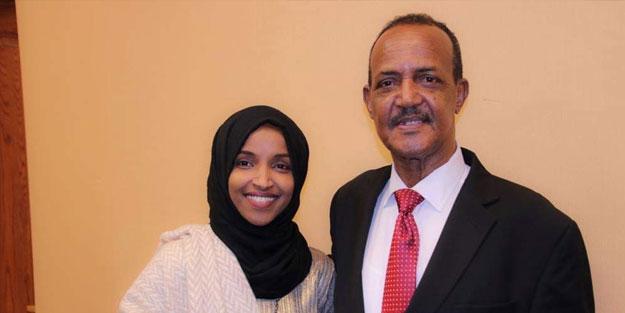 Ilhan Omar'ın babası koronavirüs nedeniyle vefat etti