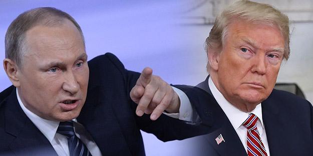 İlişkiler iyice gerilecek! Rusya'dan ABD'ye nota