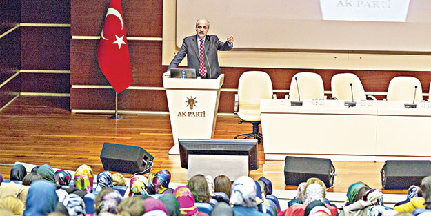 İlk hedef yeni anayasa