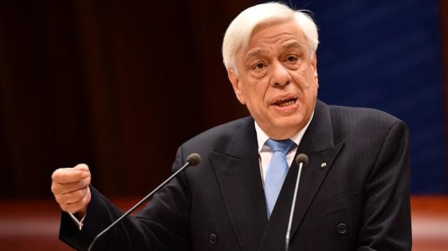 İlk kez bir Yunan Cumhurbaşkanı Türkiye'de