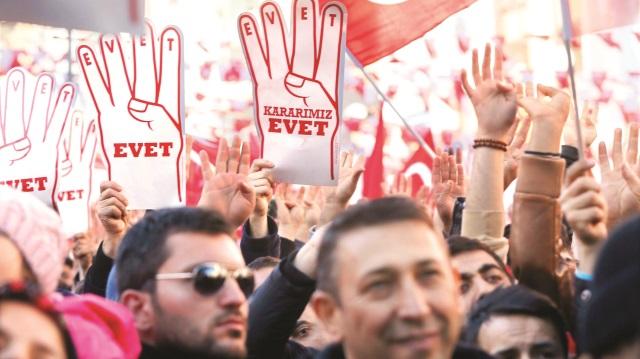 İlk miting Kahramanmaraş'ta
