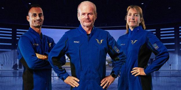 İlk ticari uzay yolculuğu için önemli gelişme