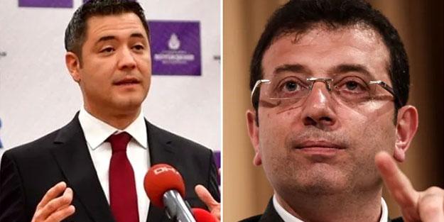 İmamoğlu'ndan İBB Sözcüsü Murat Ongun'a ödül: İki şirketin başına ...