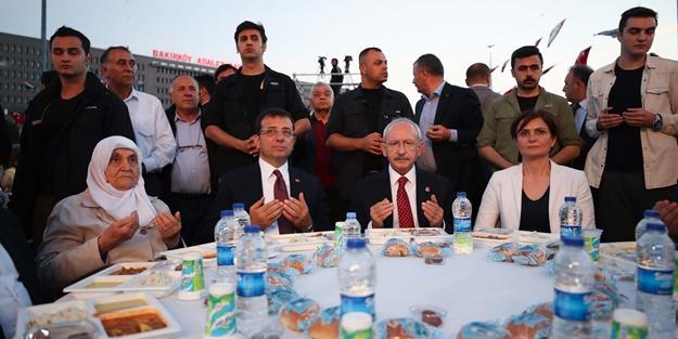 """İmamoğlu ve Kaftancıoğlu'nun yaptıkları """"Din istismarı""""ndan öte """"Ahlaksızlıktır, açıkça dolandırıcılıktır!"""""""